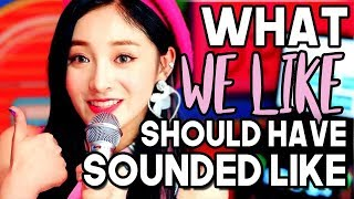 What Pristin's 'We Like' Should've Sounded Like
