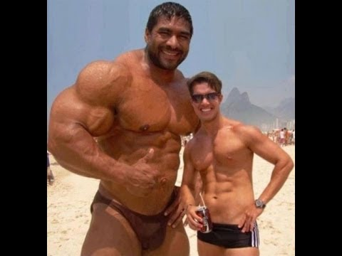 Extreme Bodybuilders FAIL 2014