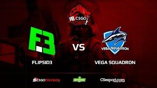 FlipSide vs Vega Squadron, overpass, Binary Dragons csgopolygon Season 1