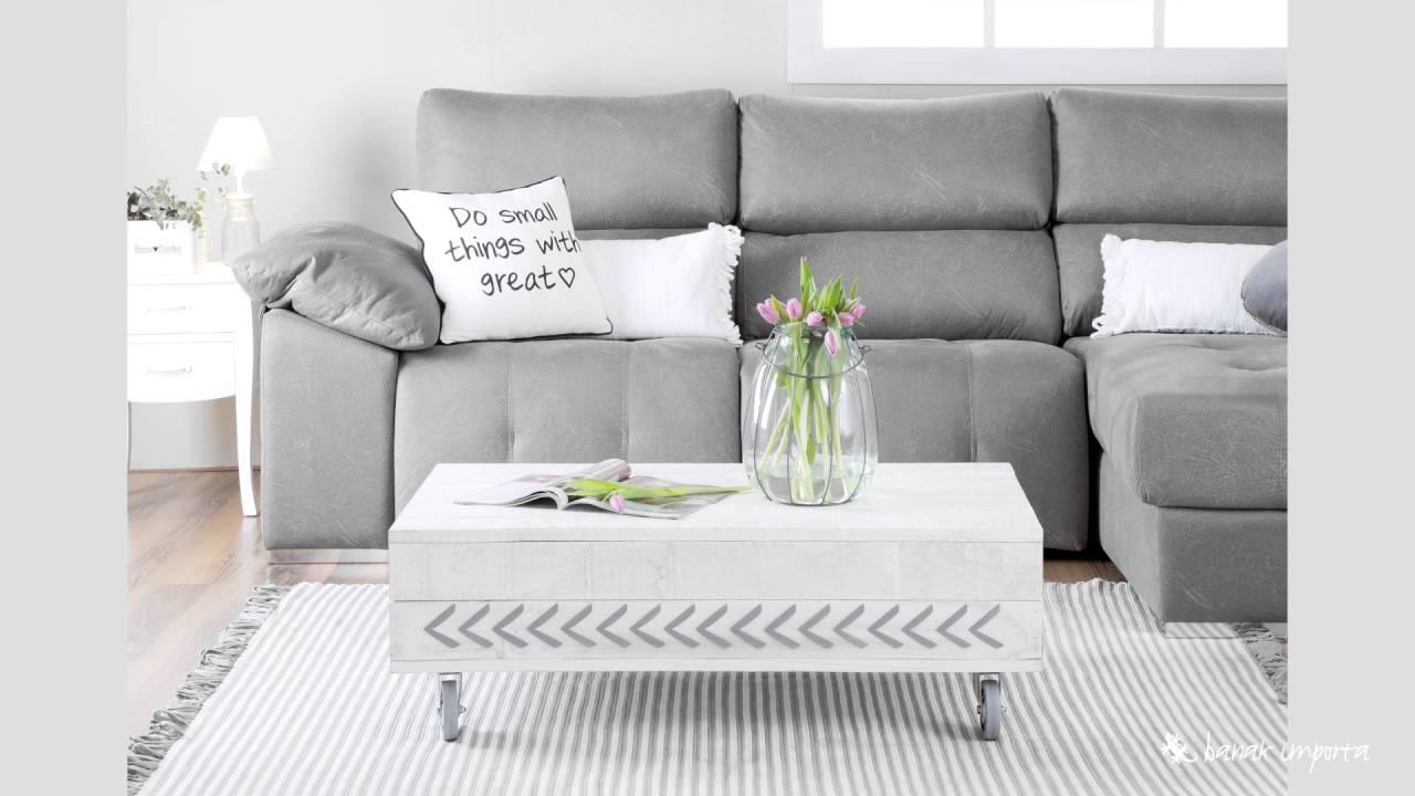 Tienda de muebles a coru a banak importa - Banak importa recibidores ...