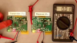 Demonstration for Arduino Shield Remote Control.