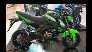 8. Kawasaki Z125 Pro KRT Edition