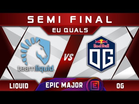 Liquid vs OG [ACTION] EPICENTER Major 2019 EU Highlights Dota 2