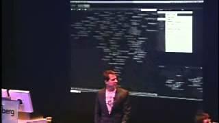 Sean Gourley, Quid // Data Driven #4 // Mar 2012