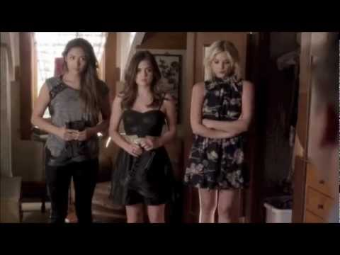 Pretty Little Liars 3x15 - Ali's Diary Page Gone Missing!
