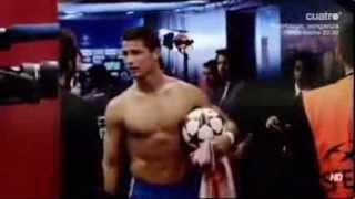 La Evolución Física De Cristiano Ronaldo - HD