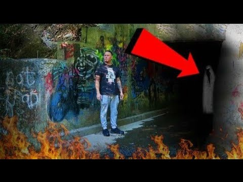 *SCaRY* Portal to Hell Tunnel FOUND The ALTER ROOM