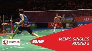 Video MS | LEE Dong Keun (KOR) vs LEE Chong Wei (MAS) [2] | BWF 2018 MP3, 3GP, MP4, WEBM, AVI, FLV Agustus 2018
