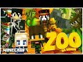 Minecraft ZOO - HUNTER MAŁPY I INDIANIE - Maxi & Mini [#7]