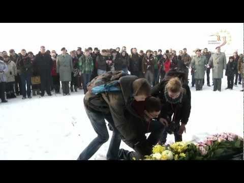 170 jeunes Belges face à l'Histoire d'Auschwitz-Birkenau