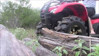 9. How to lock your front diff on any honda ATV!