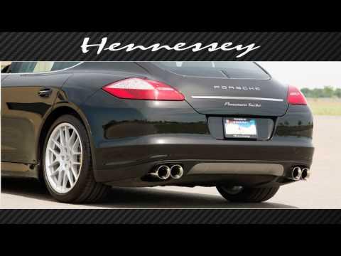 Hennessey Porsche Panamera Turbo
