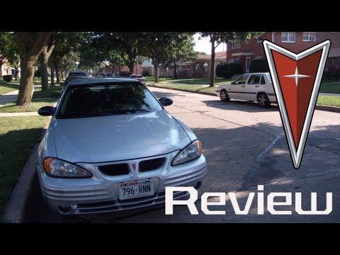 2002 Pontiac Grand Am SE Review
