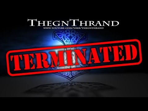 Historic weapon channel terminated by Youtube after two videos discussing ninja fire techniques and medieval fire pots. Youtube flagged these as bomb-making videos...