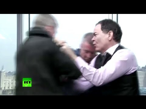 Bankers Seem to Upset Max Keiser
