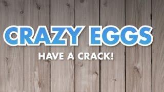 Crazy Eggs: Catch Match & Toss YouTube video