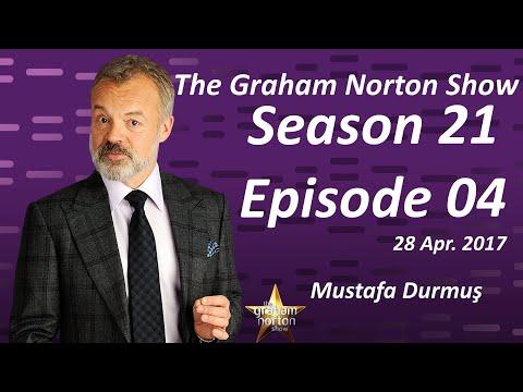 The Graham Norton Show S21E04 John Boyega, Orlando Bloom, Amy Schumer, Goldie Hawn, Lucie Jones