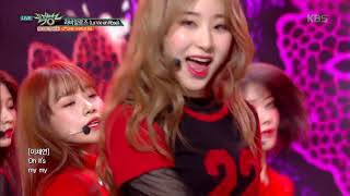 Download Video 뮤직뱅크 Music Bank - 라비앙로즈(La Vie en Rose) - IZ*ONE (아이즈원).20181102 MP3 3GP MP4
