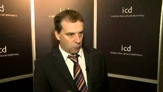 Nick Tolhurst, Managing Director, Institute for Corporate Culture Affairs