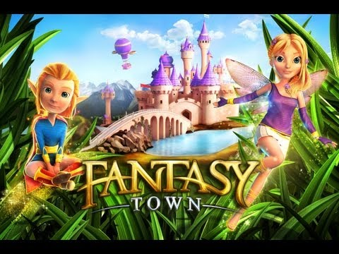 Video of Fantasy Town