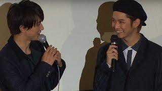 Nonton                                                                                                                                                        1    Yudai Chiba    Ryo Yoshizawa Film Subtitle Indonesia Streaming Movie Download