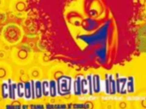 DC 10 CIRCOLOCO IBIZA 2013 Matthias Tanzmann & LocoDice & Tania Vulcano & Clive Henry
