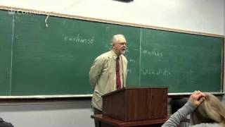 Richard Bulliet - History Of The World To 1500 CE (Session 15) - Christian Europe Emerges, 600-1200