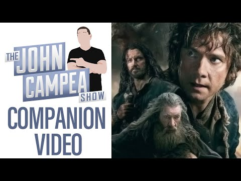 The Fundamental Problem With The Hobbit Trilogy - TJCS Companion Video