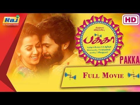 Pakka Tamil Full Movie HD | Vikram Prabhu, Nikki Galrani, Bindu Madhavi, Soori | RajTv