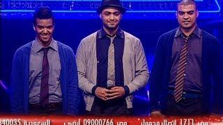 فرقة مرايا - العروض المباشرة - الاسبوع 3 - The X Factor 2013
