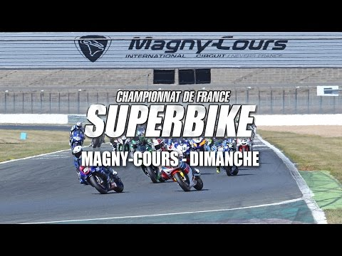 FSBK : Magny-Cours Saturday summary - June 27, 2015