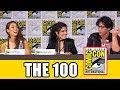 THE 100 Comic Con 2017 Panel  News Season 5  Highlights waptubes