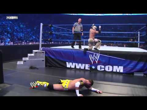 SmackDown  Rey Mysterio Vs. CM Punk -- WrestleMania Rewind Match