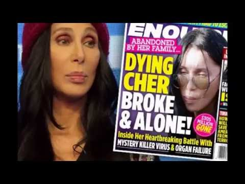 Dying & Alone! Cher Abandoned By Her Family Amid Battle With Mystery Killer Virus