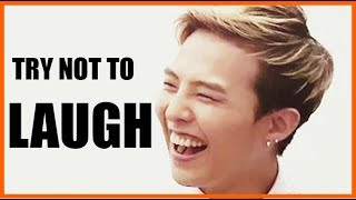 Video [ENG SUB] G-DRAGON TRY NOT TO LAUGH CHALLENGE MP3, 3GP, MP4, WEBM, AVI, FLV Januari 2019