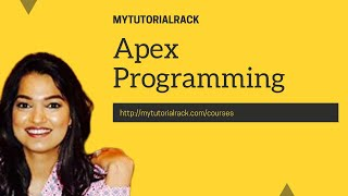 Apex Programming Tutorial for beginners  Classes and Object in Salesforce