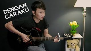 Dengan Caraku - Brisia Jodie feat. Arsy Widianto - Nathan Fingerstyle | Guitar Cover