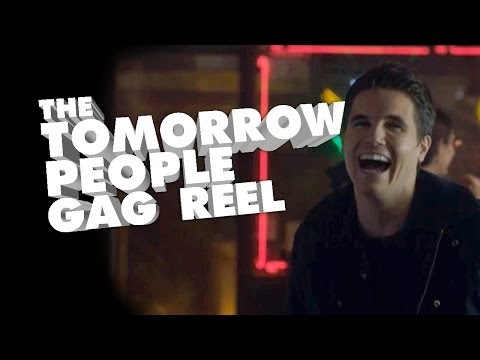THE TOMORROW PEOPLE  - GAG REEL