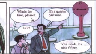 تعليم اللغة الانجليزية للمبتدئين محادثة عن الوقت