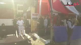 طوابير الناخبين بالفسطاط الثانوية مصر القديمة للمشاركة فى الاستفتاء