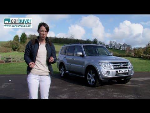 Mitsubishi Shogun SUV review – CarBuyer