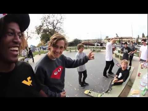Stoner Park Edit January 2012 starring Sebo Walker, Peter McClelland, Skater Pat and friends.