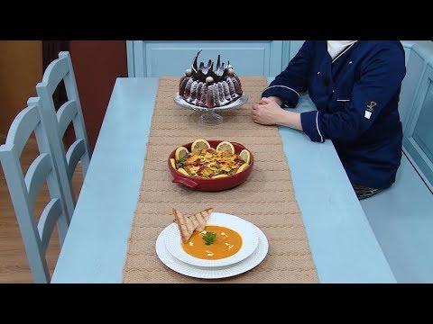 غراتان الكرنب باللحم المفروم    شوربة الكابوية   كعكة بالشوكولاطة / كل يوم طبخة / فيروز داشمي