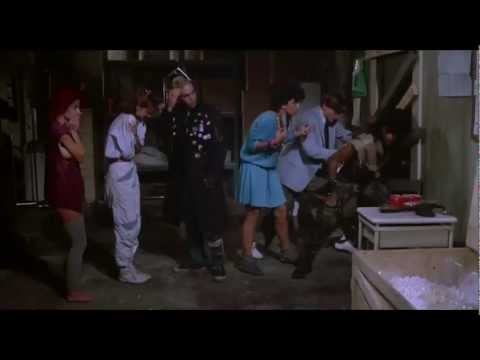 Freddy, Anybody? The Return Of The Living Dead (1985) HD