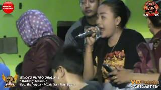 Video Wijoyo Putro Original Kadung Tresno Voc Bu Yayuk Mbak Ika Mas Bagus MP3, 3GP, MP4, WEBM, AVI, FLV Desember 2018