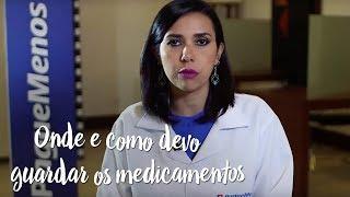 Momento Clinic Farma - Onde e como devo guardar os medicamentos