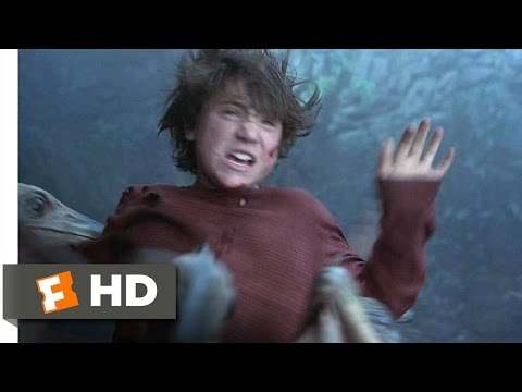 Jurassic Park 3 (8/10) Movie CLIP - Billy Saves Erik (2001) HD