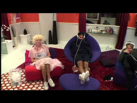 WED - CBB 2013 Day 13 - (Celebrity Big Brother Wed 04 Sept 2013)