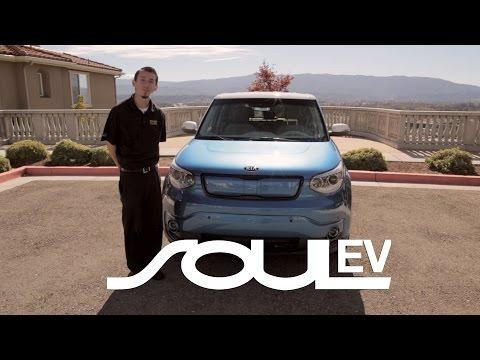 2015 Kia Soul EV  Review & Test Drive | Capitol Kia San Jose