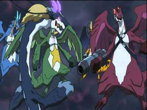 Keroro The Movie 4 - Dragon Warriors[7/9]